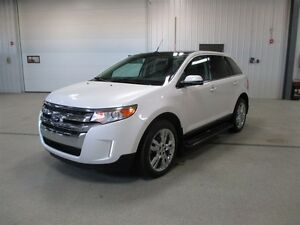 2014 Ford Edge Limited Navigation, Moon Roof Moose Jaw Regina Area image 3