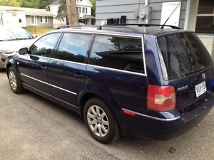 2002 Volkswagen Passat Wagon Kawartha Lakes Peterborough Area image 2