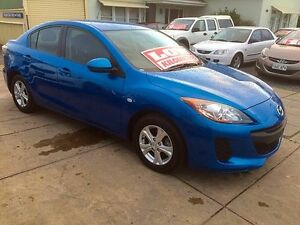 2011 Mazda 3 BL10F1 MY10 Neo Activematic Blue 5 Speed Sports Automatic Sedan Park Holme Marion Area Preview