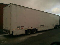 TRUCK RETURNING TO ONTARIO ALBERTA AND BC FLAT RATES AVAILABLE