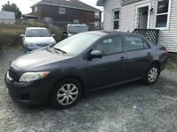 2009 Toyota Corolla CE,,,ONE OWNER Dartmouth Halifax Preview
