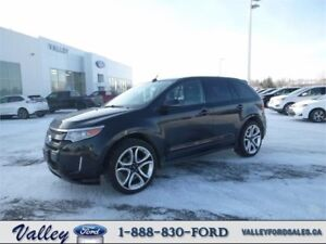 ON SALE! U11339....2013 Ford Edge Sport WINTER TRAVEL SUV FOR 5!