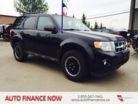 2011 Ford Escape $95 biweekly WE FINANCE NO PAYSTUB REQUIRED