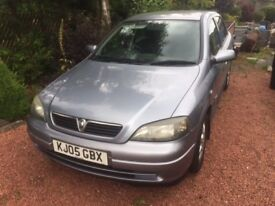 VAUXHALL ASTRA -LOW MILEAGE, WELL MAINTAINED, 12 MONTHS MOT