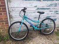 "Apollo Kinx Girls Bike 24"""