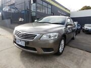 2010 Toyota Aurion GSV40R 09 Upgrade AT-X Gold 6 Speed Auto Sequential Sedan Burwood Whitehorse Area Preview
