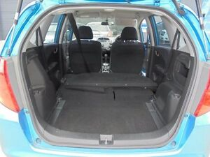 2008 Honda Jazz GE VTi Cerulean Blue 5 Speed Automatic Hatchback Albert Park Charles Sturt Area Preview