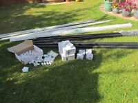 Job Lot of Electrical Conduit, Trunking , Cable protector/guard