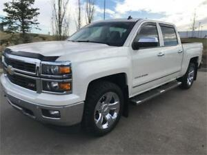 2014 Chevrolet Silverado 1500 LTZ Z71 4x4 $0 Down Options Avail.