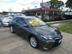 2015 Toyota Camry ASV50R MY15 Atara S Grey 6 Speed Automatic Sedan New Lambton Newcastle Area Preview