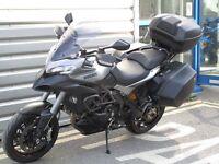 Ducati Multistrada 1200 Grand Turismo