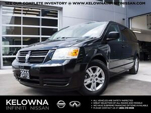 2010 Dodge Grand Caravan SE w/3rd-Row Stow 'n Go