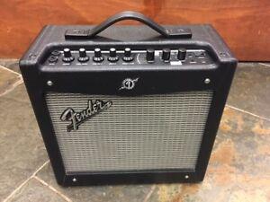 Fender mustang v1 amp. 70 obo