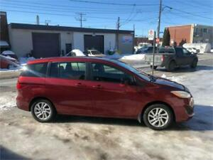 2012 MAZDA 5- automatic- 6PLACES- full equiper-  PROPRE    4400$