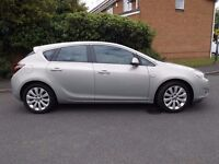 VAUXHALL ASTRA SE 1.6 VVTI , LOW MILEAGE, LEATHER, SERVICE HISTORY, HPI CLEAR