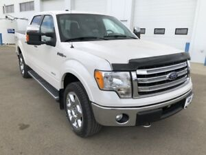 2014 Ford F-150 Lariat (Backup Cam, Trailer Brake)