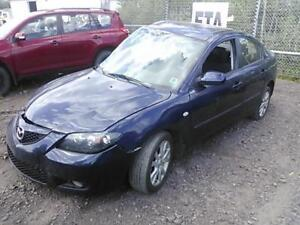 parting out 2009 mazda 3
