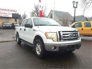 2009 Ford F-150 SuperCrew XLT