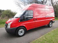 Ford Transit 2.4TDCi Duratorq (100PS) 350L 2007 350 LWB