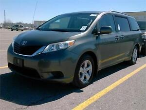 2011 TOYOTA SIENNA LE, Back Up Camera, 8 Passenger, Power Group!