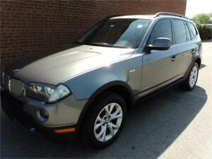 2010 bmw x3 28i-leather-panoramic roof-no accident