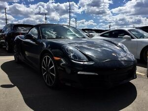 2013 Porsche Boxster Boxster S PDK - Local Edmonton Vehicle - Ce