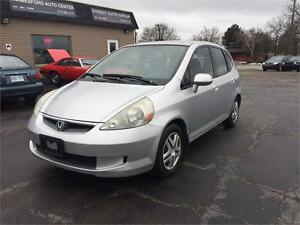 2007 Honda Fit LX ONLY 173KM RUNS GREAT