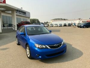 2008 Subaru Impreza 2.5i 4dr AWD 4 Door Sedan