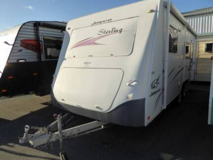Preloved Jayco Sterling 2007  SN10771 Maddington Gosnells Area Preview