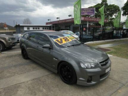 2010 Holden Commodore VE II SS-V Grey 6 Speed Manual Sportswagon New Lambton Newcastle Area Preview