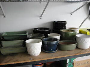 Bonsi Pots & Planters for Home