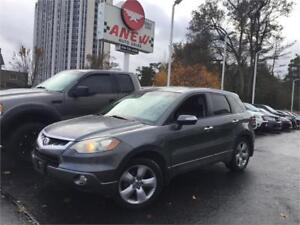 2008 Acura RDX LEATHER LOADED | CERTIFIED | AWD