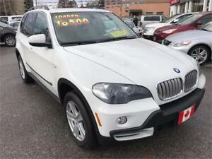 2008 BMW X5 4.8i AWD PREMIUM SPORT PANORAMIC..ONLY $14995.