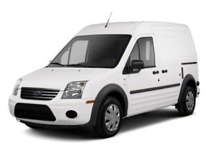 2012 Ford Transit Connect XTL Minivan, Van
