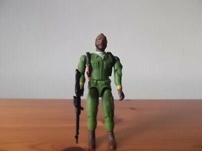 Vintage A-Team Figure: B.A. Baracus by Galoob (1984), Pre-owned, Good Condition