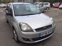 2006 Ford Fiesta, starts and drives very well, 1 years MOT (runs out December 2017), 80,000 miles, o