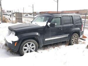 2008 Jeep Liberty SUV, Crossover
