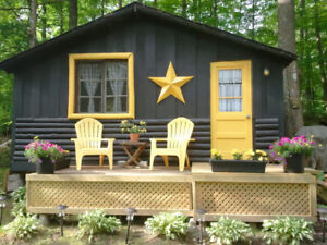 Sleeps 12 + campspots! Our property can accomodate larg groups!