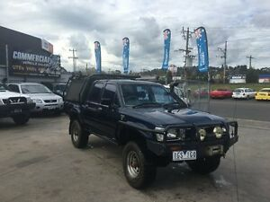 1997 Toyota Hilux LN106R (4x4) 5 Speed Manual 4x4 Lilydale Yarra Ranges Preview