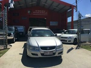 2005 Holden One Tonner VZ Silver Automatic Cab Chassis Clontarf Redcliffe Area Preview