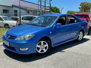 2005 Toyota Camry ACV36R Upgrade Sportivo Blue 4 Speed Automatic Sedan St James Victoria Park Area Preview