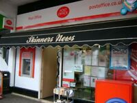 POST OFFICE & NEWSAGENTS BUSINESS Ref 146991
