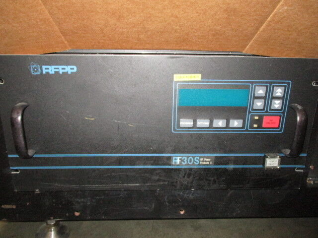 Advanced Energy AE 3150017-013 RF Generator, RFPP RF30SWC/MT, RF30S, 418868