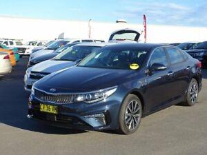 2019 Kia Optima JF MY20 SI Blue 6 Speed Sports Automatic Sedan Albion Park Rail Shellharbour Area Preview