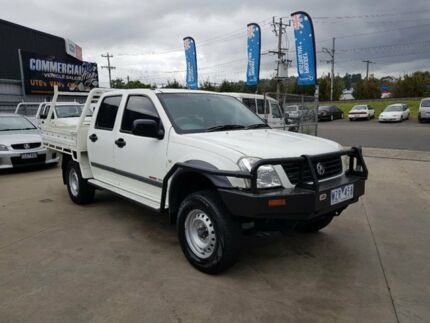 2006 Holden Rodeo RA MY06 Upgrade LX (4x4) 5 Speed Manual Crew Cab Chassis Lilydale Yarra Ranges Preview