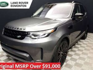 2017 Land Rover Discovery HSELUX