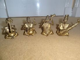 African Musical Figures