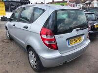 2007 Mercedes A class A150 1.5 AUTOMATIC, WELL LOOKED AFTER, 07506507253