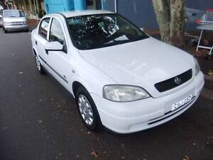 2001 Holden Astra manual in good condition, nothing to spend Gwynneville Wollongong Area Preview