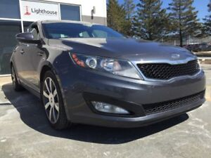 2012 Kia Optima EX-L Fully Loaded Sedan w/ Nav!